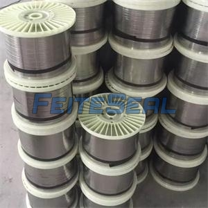 Flat / V Shape Metallic Tape for Spiral Wound Gasket - CiXi
